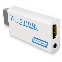För Nintendo Wii till HDMI Adapter | Full HD 1080P