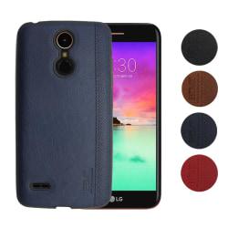 LG K8 (2017) Mobilskal   Fashion Blue Case Rosa