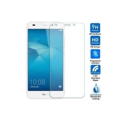 (BULK) 10ST Skärmskydd Huawei Honor 7 Lite | Härdat glas Premium Guld