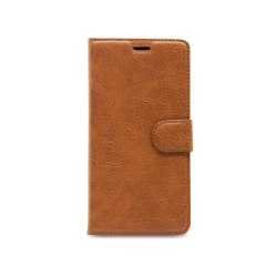 Mobilfodral Sony Xperia X   Business Brown Wallet Blå