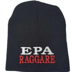 EPA Raggare Broderat på Mössan