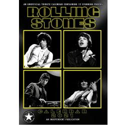 Rolling Stones Kalender 2021