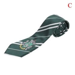 1Pc Harry Potter Gryffindor Slytherin Hufflepuff R av hög kvalitet Green