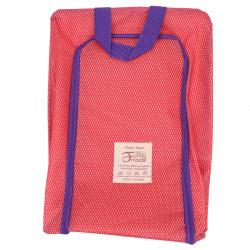 1 st bärbar vattentät resväskväska med dragkedja och fönsterpåse S.