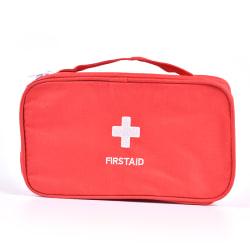 3 färgs första hjälpen-kit för medicinsk utomhusmedicinsk väska