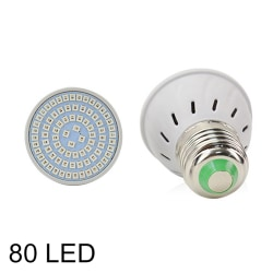48/60/80 220V LED Grow Light E27-lampa för växthydroponic