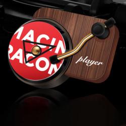 Luftfräschare Parfymbil Luftfräschare Record Player Car Aroma