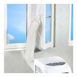 Luftlås Mobil luftkonditioneringsfönster Seal Hot Air Stop Air Co. 3M