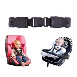Säkerhetsbälte för barnbilsäte Clip Harness Bröstbälte Barnvagn