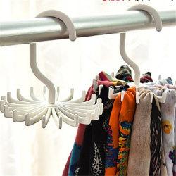 Kreativ multifunktionell plast sele ram halsduk scarf stor