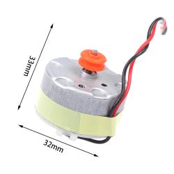 Växelmotor för XIAOMI Robot Dammsugare Reservdelar Laser Di
