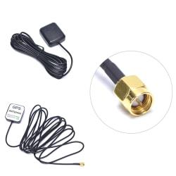 GPS-antenn SMA hankontakt aktiv antennförlängningskabel för nav 1pcs