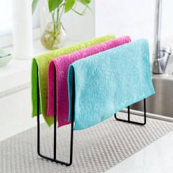 Högkvalitativt järnhandduksställ köksskåp hängande tvättpropp