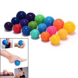 massage boll trigger point sport fitness hand fot smärtlindring n/a 7.5cm