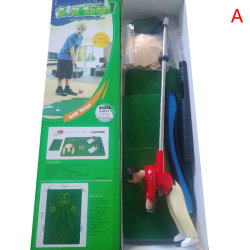 Mini Golf Professional Practice Set Golf Ball Sport Set Childre