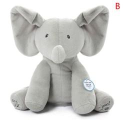 Peek A Boo Elefant Svenska