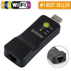 Smart TV till UWA-BR100 Wifi Trådlös USB LAN-adapter Wifi Repeat
