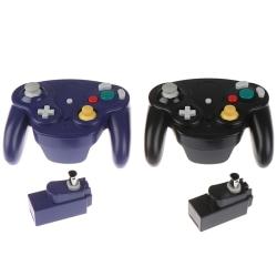 trådlös 2.4GH spelhandtagskontroll Purple B