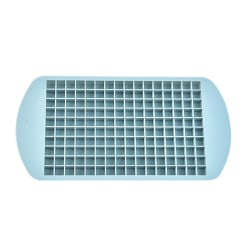 160 Cavity Bar Ice Cube Tray Mini Ice Cubes Small Square Mold grå