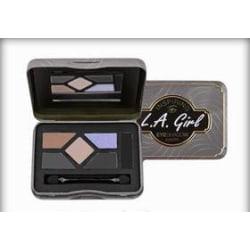 L.A. Girl Inspiring Eyeshadow Tin Palette - You're Smoking Hot!