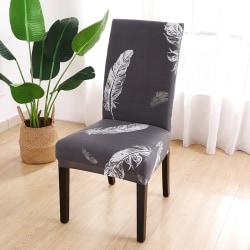 1/2/4 st stretch bankett stol täcka Party Decor Seat Överdrag # 04 4 st