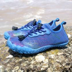 Dam snabbtorkande skor för fiske vadande skor Kungsblått 37