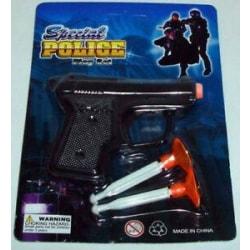Minipistol multifärg one size