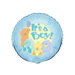 Folieballong It´s a boy!