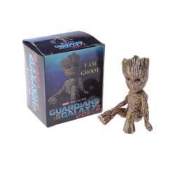 1PC Söt Marvel Groot Figur Modell Guardians of the Galaxy Kids 0 0