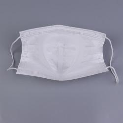 5 st andningsbar mask återanvändbar förlängningsfäste förbättrar andningen White