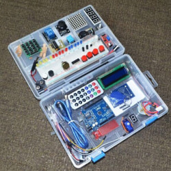 Arduino Uno R3 uppgraderad version Learning Suite Raid Learning St.