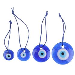 Mode turkiska grekiska onda blå ögon charm hänge hem am 5*5CM