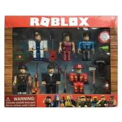 Game ROBLOX Figurer Leksaker 7-8cm PVC Action Figur Barn Collectio G