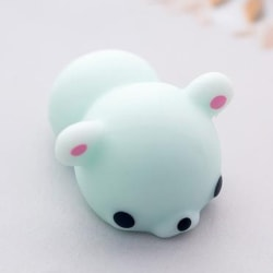 Dekompressionsleksaker Ventilerande boll Stressavlastare Relief Toy Anti Bear