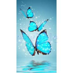 Butterfly 5D DIY Diamond Painting Broderi Cross Craft Stitch