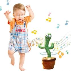 Sång och dans Cactus plyschleksaker