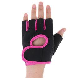 1 par Half Finger Sports Fitness Anti-slip Resistance Weightli