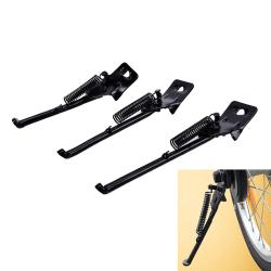 1 st cykelhållare Kickstand för barncykel 12/14/16 tum c black 12寸