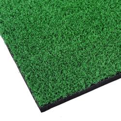 Backyard Golf Mat Residential Training Hitting Pad Practice Rub green