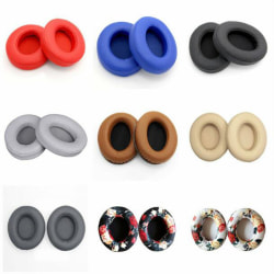 Beats Studio Trådlöst trådlöst utbytbara öronkuddar Ear Headset Pad Black