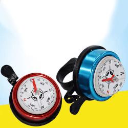 Cykelklockor Cykelklockor med kompass klar ljudring för Moun