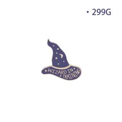 mörk magisk trollkarl hatt gotiska märken broscher grundläggande häxa knapp 299G