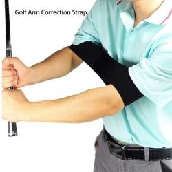 Golfträning Hjälpband Rörelsekorrigering Bälte Gungarmband F onesize