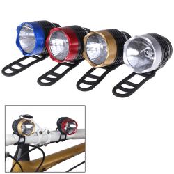 LED-främre cykellampa främre cykellampa strålkastare