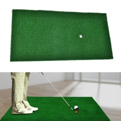 pratisk golf träningsmatta antiskid flisande driving range trai 30cm x 60cm