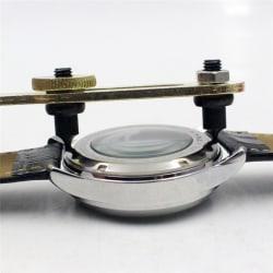 Klockbaksida Skalöppnare Justerbar borttagningsnyckel W Gold 146mm