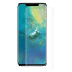 Huawei Mate 20 Pro - Härdat Glas Skärmskydd 3D Curved