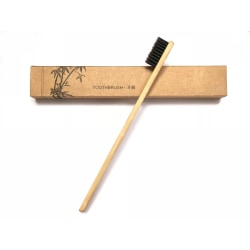 3-pack Bambu Tandborste