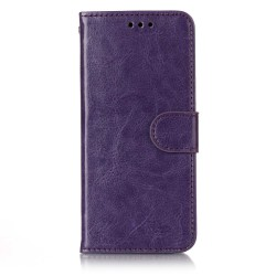 GadgetMe Plånboksfodral Samsung Galaxy A6 2018 lila