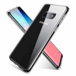 Samsung Galaxy S10e - Slimmat genomskinligt skal/skydd transparent